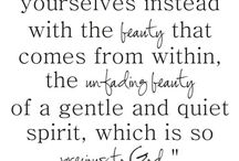 Bible verses/quotes / by Alexandria Quinones