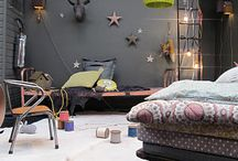 Kids Rooms & Spaces / by Fournier