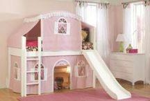 girls bedroom / by E B