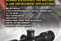 BSA Optics / Advanced Optics Technology. Best Optics for your Outdoor Needs. / by Gamo Outdoor USA