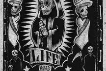 Dia de Los muertos / by r gamble