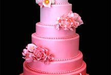 Wedding Cake Pink / by Satin Ice