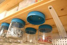 DIY: Organizing / by Yvonne Davis