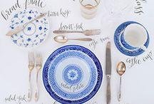 Des jolies tables / by Joy Fairclough
