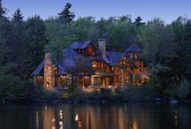 Dream Home / by Amanda Boyer