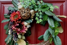 Wreaths I Need to Make / by T. Almon