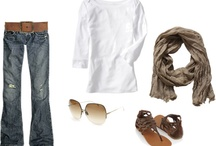 Cute things 2 wear :) / by Courtney Smith
