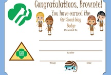 Girl Scouts/ Brownies / by Alissa Sarate