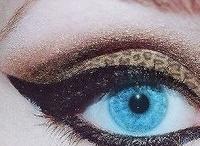 crazy beautiful make up / by Tana Thibert