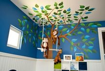 Grayson's mural / by Ashley Whitmire