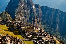 Central & South America Travel Planning 2014 / I'm planning a trip to South America in 2014 for my Birthday. This board is for inspiration and research into the places i'd like to visit.  #travel #destinations #southamercia #locations / by Luke Dean-Weymark