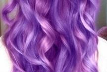 beautiful hair / by Amanda Morrow