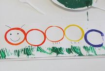 Caterpillars and Buttlerflies / by Deborah @ Teach Preschool