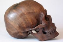 skulls & skeletons / by Iris Compiet