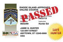 Rhode Island / by Hunter Ed