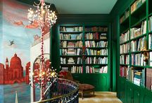 Furniture & Interior Design / I plan to make myself or use as inspiration for something bigger. / by Kendra Kwiatkowski