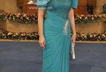 Filipiniana Dresses / by Lara Sanchez