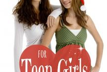 Cool Gifts for Teen Girls / by Lesley Stevens