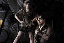Steampunk / by Heather Valentine