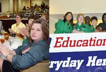 ESP / Educational Support Professionals / by New Jersey Education Association