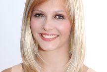 Straight Synthetic Wigs / by Uniwigs
