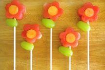 Fun Food / fun, kids, diy, food, treats / by Tara Bennett
