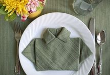 Table Settings and Decor / by Diane Holleran