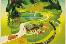 Travel Posters / by Aiyla Thomas