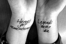 Tattoos / by Dena Brown