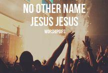 My Jesus Board / by Jessica Womack