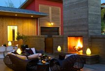 Outdoor spaces / by Cheryl Stroh