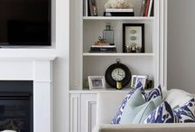 Decorating Shelves / by Amy O'Donnell