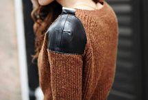 leather / by Caroline Utt