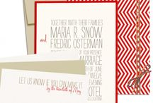 DESIGN | invitations  / by Heather Price