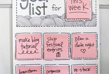 Organization / by Patty Hendrickson