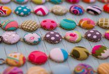 Fabric Jewelry / by Denise Garceau