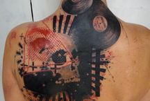 <3 for Tatts / by Lacey Trammell