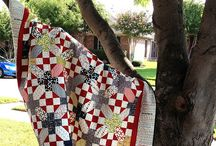 """Quilts II / See """"Quilts and Quilting"""" for 300 more quilts and tips / by Anne Watson"""