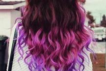 Hair  / by Maddie VanGorden