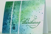 Card Inspiration / by Louise Kolker