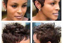 New hair look  / by Breonna Abair-Blake