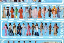 Mego Dolls and Fashion Reference / by Wilma Culpepper