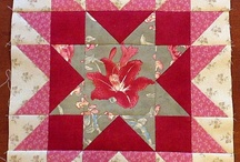 Quilting Block of the Month / by Lois Campbell