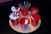 Craft Ideas / by Tiffany Burgess