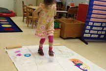 Nursery Rhymes / by Peggy Drake