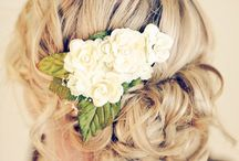 Hair Pieces / by Betsy Holcombe