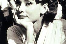 My idol - Audrey Hepburn! / by Kellie Mcgaha