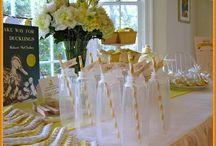 Party Ideas / by Terri Mancoske