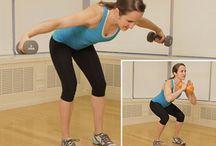 At Home Workouts / by Nancy Villegas