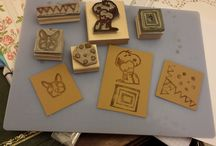Undefined Stamp Carving Kit / by Julie Alberda